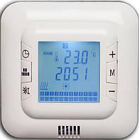 Программируемый терморегулятор с большим экраном для теплого пола iREG S3 (японское реле)