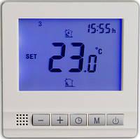 Программируемый терморегулятор с информативным дисплеем для теплого пола iREG S5 (японское реле)