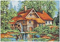 B480 Мельница в лесу