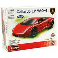 Автоконструктор Lamborghini Gallardo LP560-4 2008 червоний 1:32