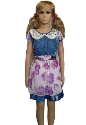 Платье цветы, фото 2