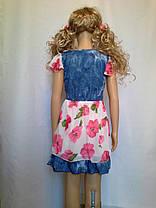 Платье цветы, фото 3
