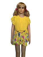 Платье-туника лето