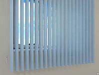 Жалюзи белые тканевые вертикальные, фото 1