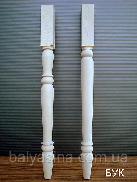 Деревянные ножки для стола точёные 55х55