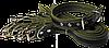 Ошийник комбінований 25 мм