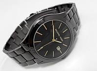 Женские часы  Michael Kors - black, полностью черные