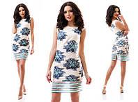 Платье летнее классика 7084 01 элизабэт