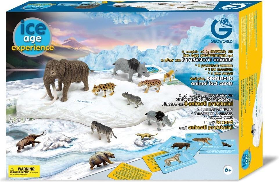 """Игровой набор Geoworld """"Ледниковый период"""""""