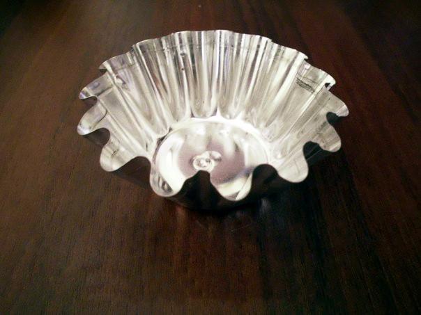 Формочка для корзинок и кексов 13 см