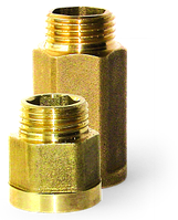 Удлинитель 1/2В-1/2Н L-30мм К0601 PROFI