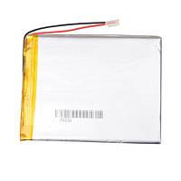 Литий-полимерный аккумулятор 4*75*115mm (4000mAh 3,7V)