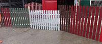 Забор металлический. Усиленный профиль. 80 лет!, фото 1