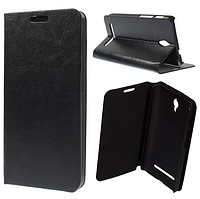 Чехол Книжка Original Cover Leather Case для Asus Zenfone С (ZC451CG) Black