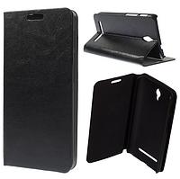 Чехол Книжка Original Cover Leather Case для Asus Zenfone С (ZC451CG) Black