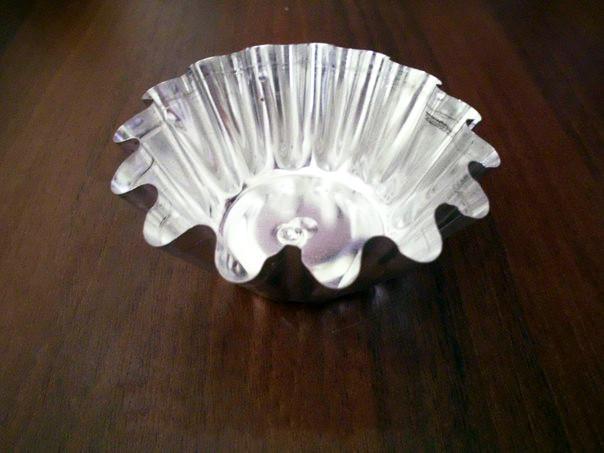 Формочка для корзинок и кексов 8 см