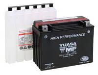 Аккумулятор для мотоцикла гелевый YUASA YTX24HL-BS 21Ah 205x87x162
