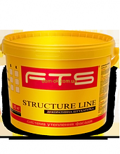 Штукатурка   FTS/ФТС акриловая Structureline короед, барашек Короїд 2,0мм.