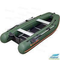 Надувная лодка Kolibri KM-330DSL моторная алюминиевый пайол