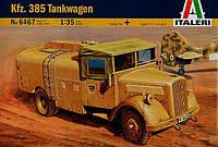 1:35 Сборная модель топливозаправщика Kfz. 385 Tankwagen, Italeri 6467