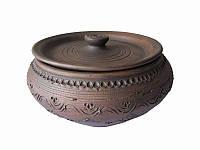 Чугунок малый (Станиславcкая глиняная посуда)