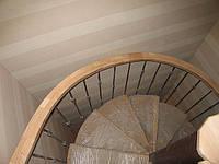 Изготовление и установка деревяных лестниц. Винтажные лестницы.