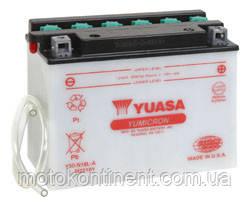Аккумулятор для мотоцикла сухозаряженный YUASA Y50-N18L-A  20AH 205X90X162, фото 2
