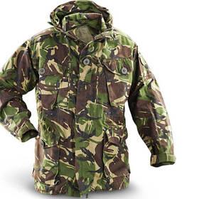 Куртки, бушлаты и жилеты камуфлированные