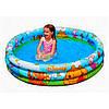 Бассейн детский надувной Винни Пух Intex 58915 147х33 см