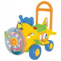 """Машинка-каталка (чудомобиль) Kiddieland """"Самолет Винни Пуха"""""""