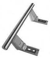 Ручка серебристая для холодильника L-331мм (м.ц.-245мм) LIEBHERR (ЛИБХЕР) код 7426628