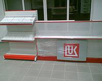 Стеллажи торговые для АЗС. Торговое оборудование WIKO (ВИКО) для магазина. Открываем магазин на АЗС, фото 1