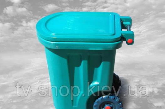 Контейнер для мусора на колесах