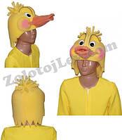 Карнавальная маска Уточка Утенок