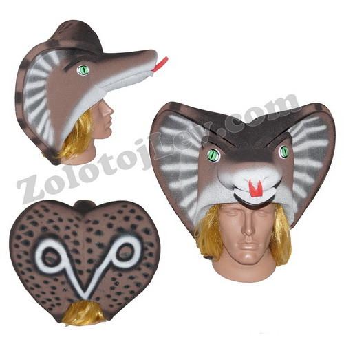 Карнавальная маска Змея