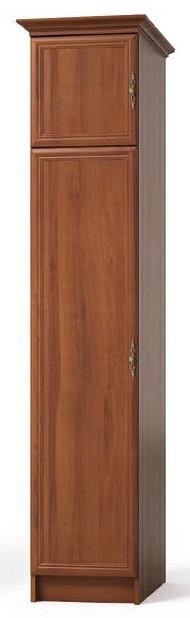 Пенал Барон  2066х400х560мм орех   Мебель-Сервис
