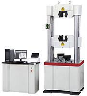 Разрывная гидравлическая испытательная машина WAW-1000D