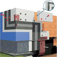 Утепление фасада частных и коммерческих объектов