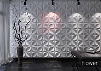 Гипсовые 3D панели Alivio серии Flower