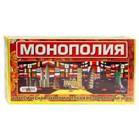 """Игра """"Стратег"""" Монополия большая 693"""