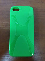 New Line X-series Case iPhone 5/5S Green