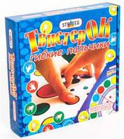 Игра STRATEG 730 ТвистерОк гибкие пальчики