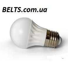 Портативная светодиодная лампа UKC мощностью  5W ( Лед лампочка 5 Вт УКС)