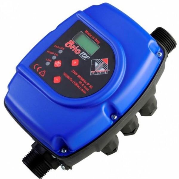 Электронные реле и частотные регуляторы давления