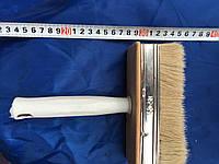 Кисть флейцевая, пластиковая ручка 50х150 мм (Макловица)