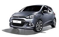 Защита картера двигателя и КПП Хюндай И-10 (Ай-10) (2014-) Hyundai I-10