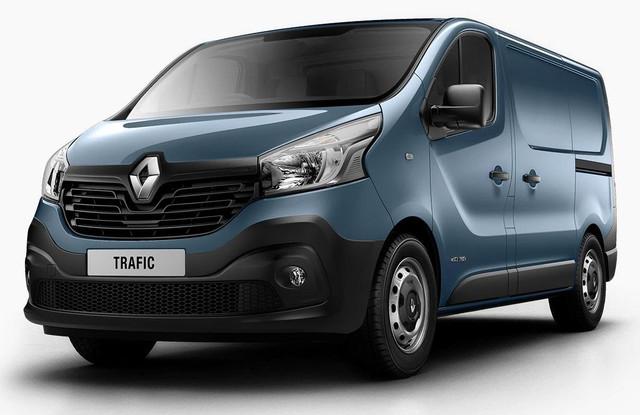 Renault Trafic III / Opel Vivaro B / Nissan NV300 2014->