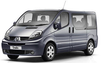 Renault Trafic II / Opel Vivaro A / Nissan Primastar 2001->2014