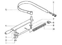 ЗП 01.140  Тормоз ленточный (ЗМ-60)