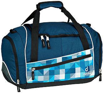 Сумка детская Deuter Hopper blue arrowcheck (80261 3016)